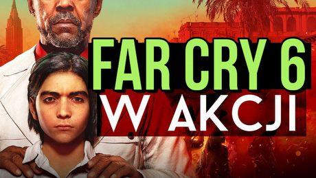 Tak wygląda Far Cry 6! Pierwszy gameplay i wrażenia
