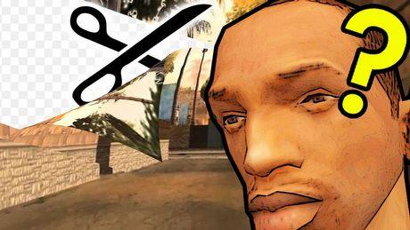 Co wycięto z GTA San Andreas