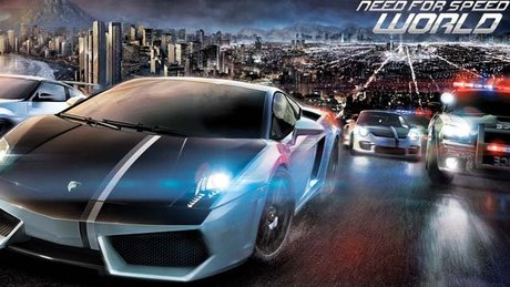 Gramy w Need for Speed World