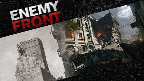 Powstanie Warszawskie w Enemy Front - zdobycie PAST-y i realia historyczne