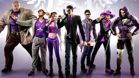 Gramy w Saints Row: The Third