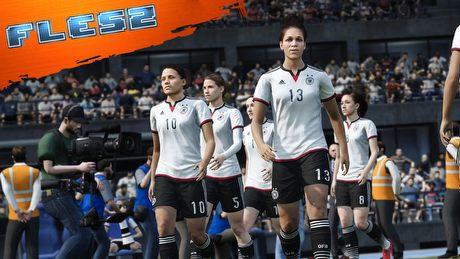 Kobiece drużyny w FIFA 16 – tego jeszcze nie było. FLESZ – 28 maja 2015