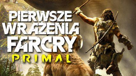 Pierwsze wrażenia z Far Cry Primal! Jak radzi sobie prehistoryczny sandbox?