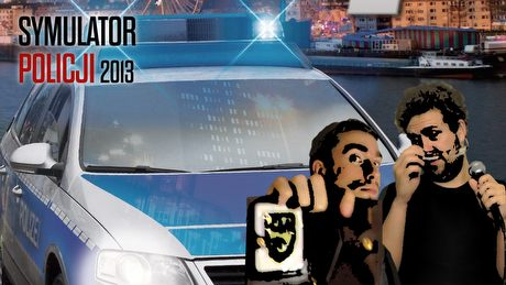 Gry z Kosza #13 – Symulator policji 2013, czyli trudne życie policjanta