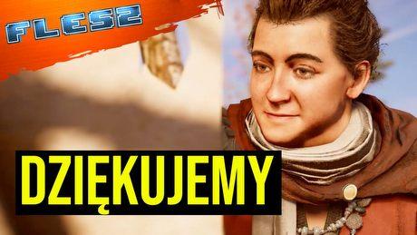 Jak Ubisoft upamiętnił zmarłą fankę. FLESZ - 18 listopada 2020
