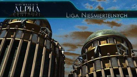 Liga Nieśmiertelnych - Sid Meier's Alpha Centauri