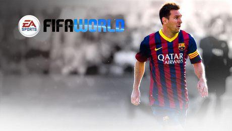 Gramy w FIFA World - darmową wersję piłkarskiego hitu