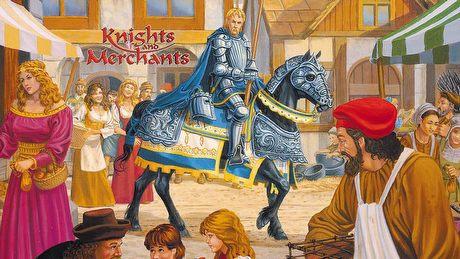 Kultowy staroć - wracamy do Knights & Merchants!