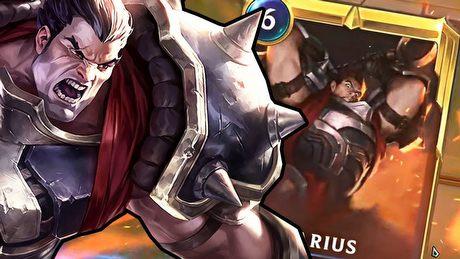 Jaka będzie karcianka od twórców LoL-a? Graliśmy w Legends of Runeterra