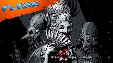 Opłaca się robić trudne gry – sukces Darkest Dungeon. FLESZ – 4 listopada 2016