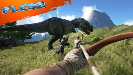 ARK: Survival Evolved z datą premiery i paczka gier prawie za darmo. FLESZ - 2 września 2015