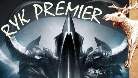 FLESZ: Ryk Premier – 24 marca 2014 – gotowi na Diablo III: Reaper of Souls?