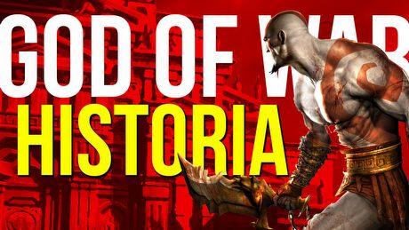 Tragiczna historia serii God of War