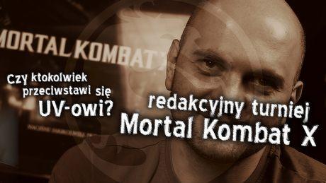 Turniej Mortal Kombat X – UV kontra reszta świata