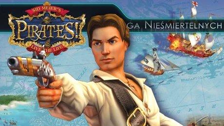 Liga Nieśmiertelnych - Sid Meier's Pirates!