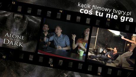 Coś tu nie gra! Alone in the Dark: Wyspa Cienia – kącik filmowy tvgry.pl