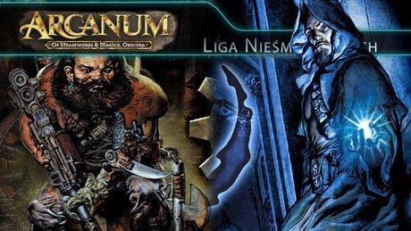 Liga Nieśmiertelnych - Arcanum: Of Steamworks and Magick Obscura