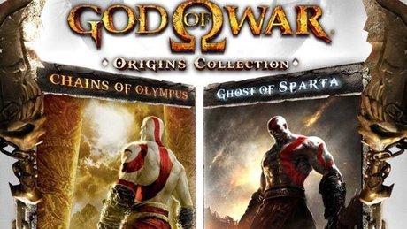 Gramy w God of War Origins Collection