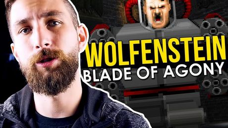 Najlepszy mod do Dooma 2 - oto Wolfenstein: Blade of Agony