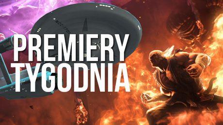 Wielkie mordobicie i symulator Star Trek – PREMIERY TYGODNIA