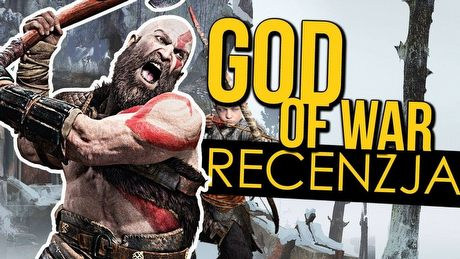 Gra niemal na dychę! Recenzja God of War na PS4