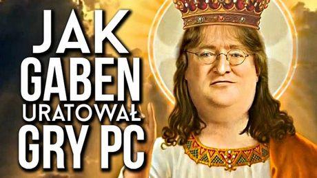Jak Gabe Newell uratował pecetowe granie