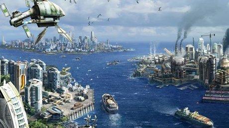 Gramy w Anno 2070! - nowości
