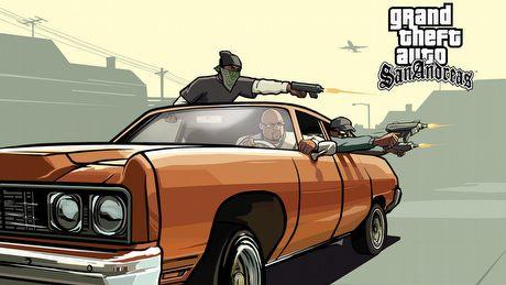 GTA: San Andreas HD - klasyk pełen błędów