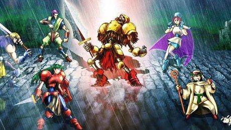 Szybkensem - Guardian Heroes