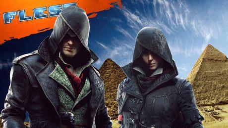 Assassin's Creed w Egipcie? FLESZ – 11 stycznia 2016