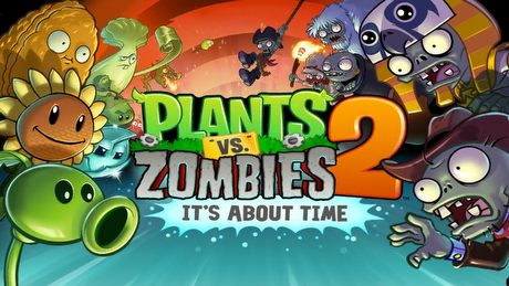 Gramy w Plants vs Zombies 2