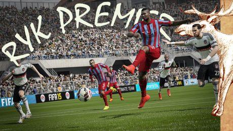 FLESZ: Ryk Premier – 22 września. FIFA od teraz z emocjami!