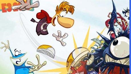 E3: Gramy w Rayman Origins