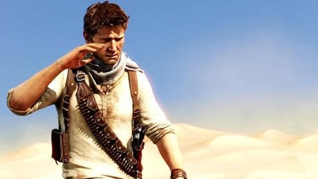 Gramy w Uncharted 3