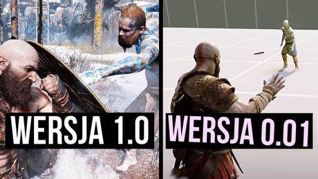 Jak wyglądają NAJWCZEŚNIEJSZE wersje gier