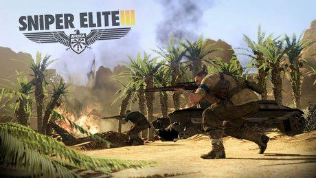 Hed i Gambri wracają do Sniper Elite 3: Afrika - ja namierzam, ty strzelasz...