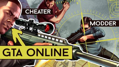 Jak GTA Online poszło na wojnę z oszustami a oberwało się modom
