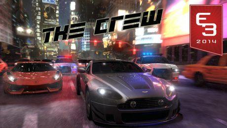 E3 2014: Bujamy się z ekipą po wielkim świecie The Crew