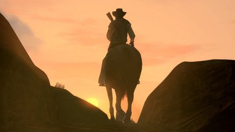 Gramy w Red Dead Redemption