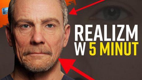 Jak stworzyć realistyczną postać w 5 minut. FLESZ – 11 lutego 2021