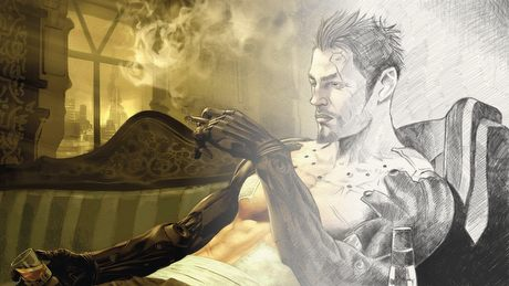 Koncepcja Artysty - Deus Ex: Human Revolution