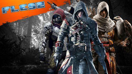 Assassin's Creed nie do spiracenia dzięki Denuvo? FLESZ – 29 listopada 2017