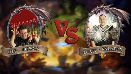 Wielki finał turnieju Hearthstone: Hed vs Łosiu
