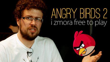 Angry Birds 2 i zmora free to play – wkurzone ptaki, wkurzony konsument