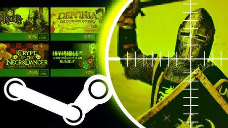Jak użytkownicy Steama wypowiedzili wojnę słabym grom - akcja Digital Homicides