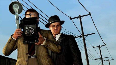 Zapowiedź L.A. Noire