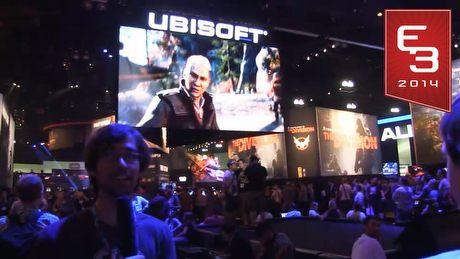 E3 2014: Rajd po targach - Ubisoft, EA, Sega i 2K