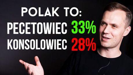Co się stało, że Polak zaczął grać na konsoli