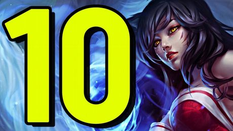 League of Legends 10 LAT PÓŹNIEJ