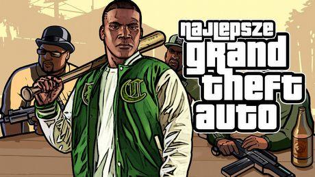 Które GTA jest najlepsze? San Andreas vs GTA V vs cała reszta